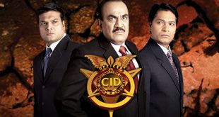 Interview with Sony Television's CID Team Abhijeet, Daya and Director Producer B.P.Singh